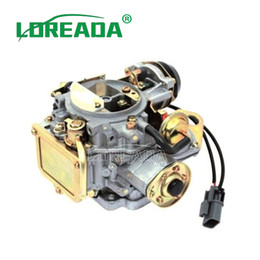$enCountryForm.capitalKeyWord Australia - LOREADA New Car Carburetor Carb Engine Assembly Replacement Parts Auto 16010-21G61 For Nissan 720 pickup 2.4L Engine 1983 -1986