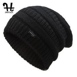 Discount wool for braids - FURTALK Spring Autumn Wool Knit Slouchy Hat for Women Cross Cap Women Wool Knit Beanie Braided Hat