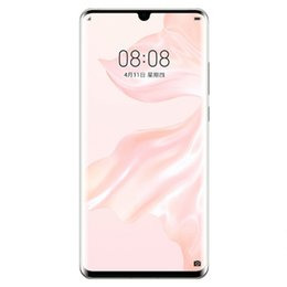 chinese hd pro camera NZ - 2019 Unlocked Goophone P30 Pro 6.5Inch Show 8GB 128GB Show 4G Lte HD Screen Quad Camera GPS Wifi 3G WCDMA Android CellPhone DHL