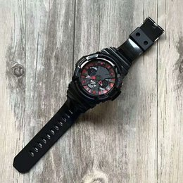 $enCountryForm.capitalKeyWord Australia - High Quality Wholesale Mens Designer watches Casual Hours Date Calendar Sports Digital LED Wristwatches Relogio Masculine