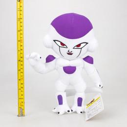 $enCountryForm.capitalKeyWord UK - Dragon Ball Z Plush Toys Kids Soft Stuffed Toy Cartoon Game Vegeta Frieza Cell Dolls Toys for Children