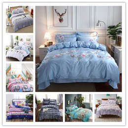 Bedding fashion quilt online shopping - 3D Dropship Duvet Cover Set Modern trend Fashion Bedding sets Polyester Stunning Bedspread Pillowcase Quilt Single Full Twin Size