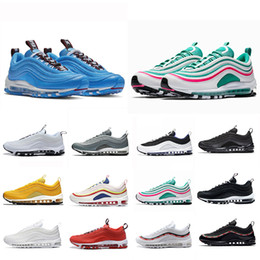 cheap running shoes women NZ - Cheap Summer x UNDEFEATED OG UNDFTD Running shoes SE Triple white black South Beach Persian Violet Men women sports Sneakers 36-45