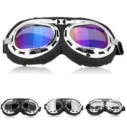 $enCountryForm.capitalKeyWord Australia - Unisex Motorcycle Cycling Windproof Anti-UV Goggles Outdoor Protective Glasses fit for motorcycle racing riding cycling skiing