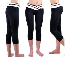 $enCountryForm.capitalKeyWord Australia - KEENEST Plus Size Womens Legging Fitness Tights Sports Leggings Running 3 4 Pants Jogging Trousers Mallas Mujer Deportivas