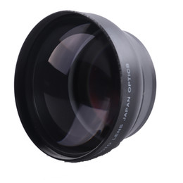 Fuji lens online shopping - 58mm X Professional Telephoto Lens for Canon Nikon Sony Pentax Fuji mm DSLR Camera lens