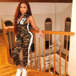 $enCountryForm.capitalKeyWord Australia - Camouflage Long Jumpsuits Sportwear Women Street Combinaison Pantalon Femme Overalls Rompers Women Fitness Jumpsuits Streetwear MX190726