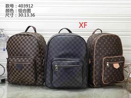 LOUIS VUITTON Supreme Louis VuittonDISCOVERY Backpack 100% Genuine Leather Travel  Bags MICHAEL v16 KOR Shoulder Bags For Men Women Tote Satchel MK AJ GUCCI  ... 8d6451da6fffb