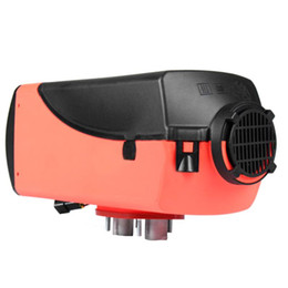 Discount 12v heaters for cars - 5000W 12V LCD Type Diesel Air Heater Tank Car Fuel Heater LCD Thermostat Quiet For Truck Boat Car Trailer Low Noise
