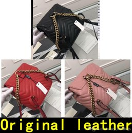 $enCountryForm.capitalKeyWord Australia - Calfskin Backpack Designer Backpack high quality Luxury Handbags Famous Brands bags Real Original Cowhide Genuine Leather Luxury Backpack