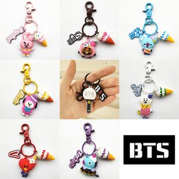 $enCountryForm.capitalKeyWord Australia - YOUPOP Keychain 3D Solid Key Chain Keyring Key Ring Pendant LU058