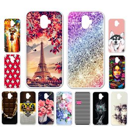 ulefone mobile Canada - Mobile Accessories Mobile Phone Cases & Covers Ojeleye DIY Patterned Silicon Case For Ulefone S7 Case Soft TPU Cartoon Phone Cover