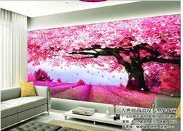 Smoking 3d online shopping - Custom photo wallpapers D mural wall papers Stylish romantic flower tree murals decoration mural background wall papers home decoration