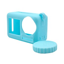 $enCountryForm.capitalKeyWord Australia - Protection Safe Body Cover Strap Lens Cap Silicone Accessories Bag Portable Adjustable Camera Case Set Soft Mini For OSMO ACTION