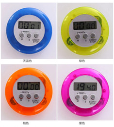 mini digital timer clock Australia - Mini LCD Kitchen Timers Digital Kitchen Countdown Alarm Clock Stop Watch Cooking Tool Cooking Alarm Cooking clock