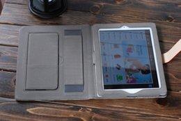 Marque de luxe en cuir Wallet Stand Flip Case Smart Cover pour New iPad 9.7 2017 2018 Air 2 3 4 5 6 7 Air2 Mini 4 3 2