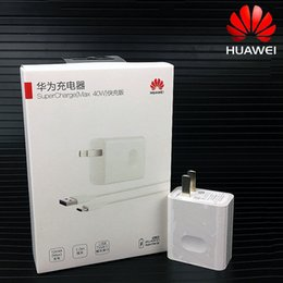 Huawei 4a online shopping - Original Huawei p30 pro charger W V A SuperCharger Fast Charge for P10 p20 Mate pro Honor Magic USB Type C Cable