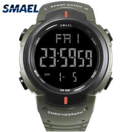 $enCountryForm.capitalKeyWord Australia - SMAEL Men 0915 Watch Male Relogios Masculino 50M Waterproof Wristwatch Chronograph Auto Date Watches Sport Quartz Clock