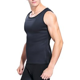 Speed S Australia - Neoprene corsets sports speed wicking corsets men\'s corset vests Breathable close-fitting high elasticity seamless new