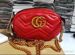 $enCountryForm.capitalKeyWord UK - 8GUCCI M0LV 2019 new fashion trend large capacity slung shoulder handbag bag ladies business #019 Free Shipping