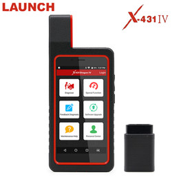 Discount launch x431 diagun free New Released Launch X431 Diagun IV Powerful Diagnostic Tool Wifi Bluetooth Android 7.0 with 2 Years Free Update Car Code