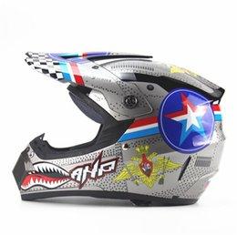 Top Motorcycle Helmets Australia - NEW Top ABS Motorcycle Motobiker Helmet Classic Bicycle MTB DH Racing Helmet Motocross Downhill Bike