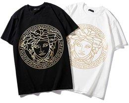 $enCountryForm.capitalKeyWord Australia - Brand T-shirt classic Medusa LOGO hot stamping luxury SS brand sweatshirt shirt shirt fashion clothing hot sale