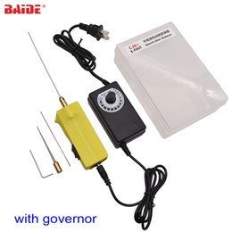 Wholesale With Governor CJ6 Electric Glue Remover for Mobile Phone LCD Touch Screen OCA Glue Clean Machine Repair Tools