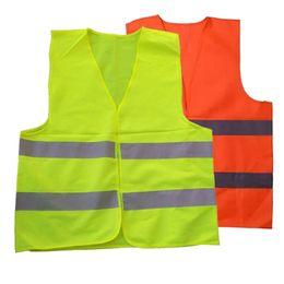 $enCountryForm.capitalKeyWord Australia - Car Motorcycle Reflective Safety Clothing High Visibility Safety Reflective Hi Viz Vest Warning Coat Reflect Stripes Tops Jacket