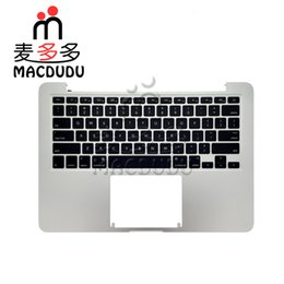 $enCountryForm.capitalKeyWord Australia - New US keyboard With Top Case 2015 Year For Macbook Retina A1502 2015 year Top Case Topcase