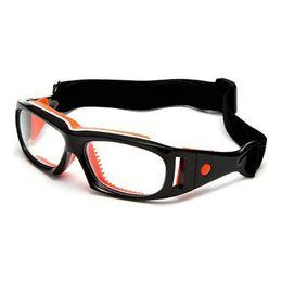 7659275219d5 Hot Sports eye safety protection glasses basketball soccer optical  eyeglasses eye glasses spectacle frame eyewear can myopia NX
