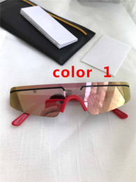$enCountryForm.capitalKeyWord NZ - Luxury BB0003 S Sunglasses Fashion Vintage designer BB0003 Small sunglasses for men For women lense Logo Top quality 0003 with case