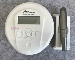 Microblade Pen Australia - Permanent Makeup Machine Professional long time liner tattoo machine microblade eyebrow pen micropigmentation equipment