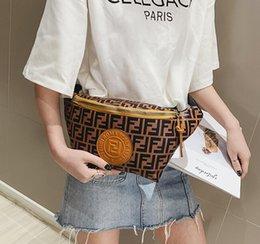 $enCountryForm.capitalKeyWord Australia - Designer F Waist bag for women College Travel Crossbody bag for Teenage with High quality PU for Ladies sac a dos