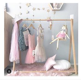 Displays for clothes online shopping - Landing coat hanger baby room decoration children s clothing store hanger Photographic props for Costume Display Baby coat hanger