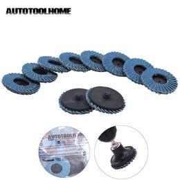 "$enCountryForm.capitalKeyWord Australia - 50mm 2 50mm 2\"" Flap Disc Sanding Disk for Rolor Roll Lock 80 Grit Abrasive Tools Fits Polishing Metal Iron Rust Removal"