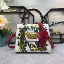 $enCountryForm.capitalKeyWord Australia - New European and American Wind Printed Leather Handbag Tooth Bag Slant Bag Fashion Women's Bag