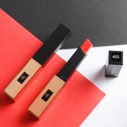 High End Lipstick Australia - Brand New Pudaier Fashion Matte Lipstick Gold Tube High End Quality Lip Makeup Lip Stick Velvet Cosmetic