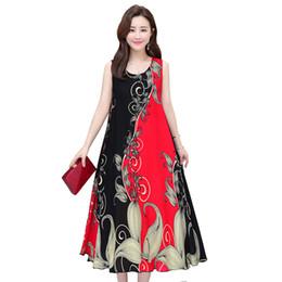 $enCountryForm.capitalKeyWord UK - Plus New Size Women Summer Dress 2019 Vestidos Style Women Clothing Loose Women designer clothes Casual De Festa Summer Party Dresses