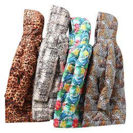 $enCountryForm.capitalKeyWord Australia - Pattern Snake Spring Womens Jackets And Coats 2019 Parkas Plus Size For Women Jackets Warm Outwear With Oversize Coat Parka