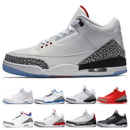 Wholesale Classic Free Throw Line Basketball Shoes for men designer mens Grateful True Blue JTH Korea Black Cement QS Katrina Fire Red sports sneakers