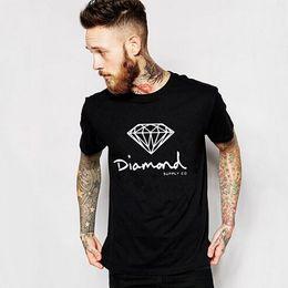 $enCountryForm.capitalKeyWord Australia - Diamond Supply Co Printed Man T Shirt New Summer Mens T-shirt Harajuku Casual Hip Hop Cotton Tees camisa AMD217