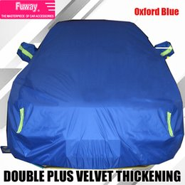 anti sun car 2020 - Car Cover SUV Sedan Hatchback Outdoor & Indoor Anti-UV Sun Rain Snow Protector Covers Sun Shade Waterproof cheap anti su
