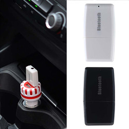 $enCountryForm.capitalKeyWord Australia - NEW USB Bluetooth 4.1 adapter car Bluetooth audio receiver cable sound box upgrade headset button for Android IOS