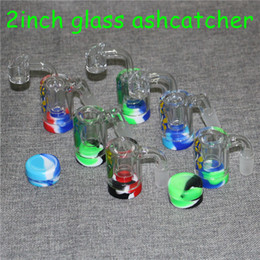 $enCountryForm.capitalKeyWord Australia - 14mm Ash catcher 45 Degree percolator glass ash catcher with quartz nails thick clear glass accessories for water pipe bong ash catchers