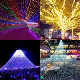 cheap remote lighting Australia - Cheap 30M LED String Lights With Remote Control Decoration Outdoor Waterproof Starry Light For Christmas Wedding Party Street