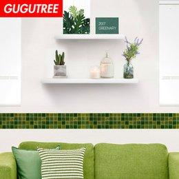 $enCountryForm.capitalKeyWord Australia - Decorate home 3D ceramic tile cartoon art wall sticker decoration Decals mural painting Removable Decor Wallpaper G-2471
