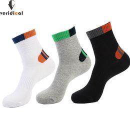 $enCountryForm.capitalKeyWord NZ - VERIDICAL hot sale men short socks cotton good quality compression socks for male meias masculino ankle crew socks Fit EU39-45