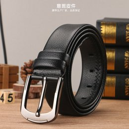 $enCountryForm.capitalKeyWord Australia - Fashion Spring New Products Stars Printed leather belt casual belts for Mens Women Dress man strap Jeans waist belts