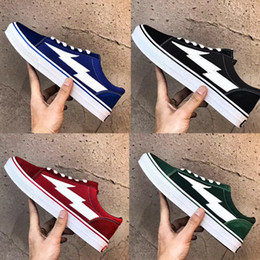 Box Brother Australia - REVENGE x STORM Shoes,Revenge of the storm! joint lightning KANYE little brother works, four color men and women shoes with box 36-44